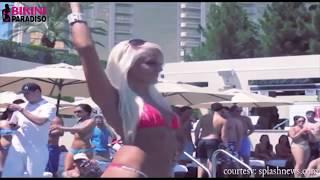 Congratulate, this Wild spring break bikini contest your