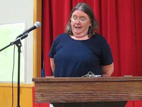 Jo Sanborn Retirement w Chichester, NH School Board
