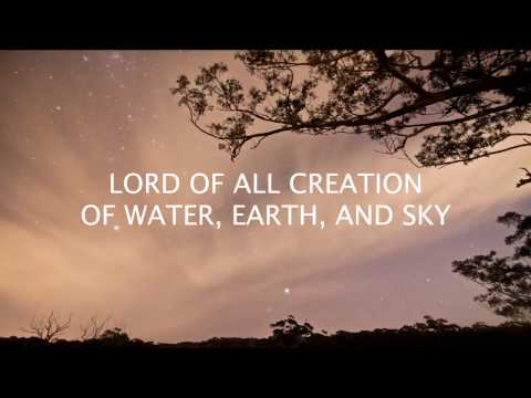 God of Wonders (by Chris Tomlin)