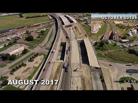 I-35W August 2017 Update