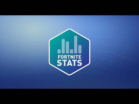 Fortnite Stats - Tutorial