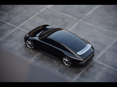 The Hyundai concept that looks like a Porsche - it's a Prophecy!