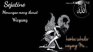 Download lagu status wa kidung wahyu kolo sebo mong ibarat wayang MP3