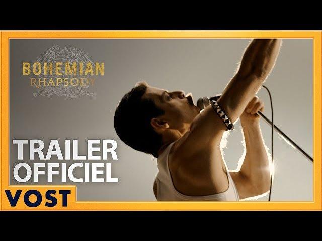 Bohemian Rhapsody | Nouvelle Bande-Annonce [Officielle] VOST HD | 2018