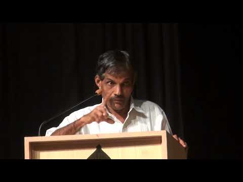 Mangalore university professor Raghuram's speech