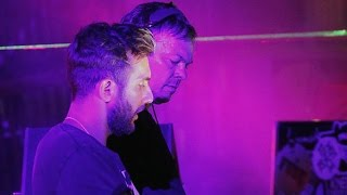 Pete Tong & Hot Since 82 from Radio 1 in Ibiza