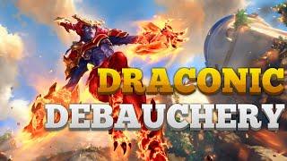 Draconic Debauchery | Patch 2.9.0 | Asol / Zoe / Shyvana | Legends of Runeterra | Ranked L