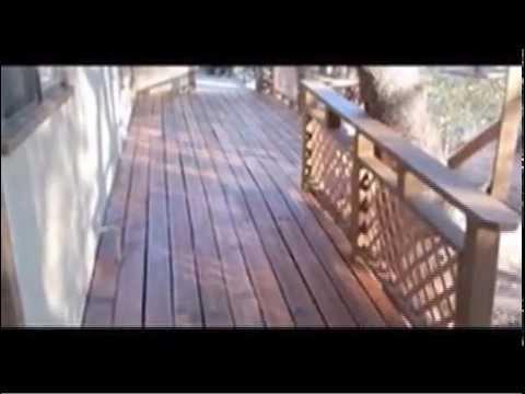 Rustoleum Deck Restore Video