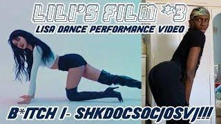 Baixar LILI's FILM #3 - LISA Dance Performance Video REACTION: 👏🏾I.👏🏾AM.👏🏾OVER.👏🏾IT!!! 😱🤯😫⚰️