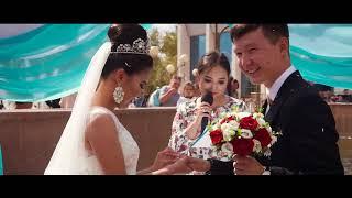 Свадьба года 2017 лучшая пара Адлет Орынтай город Павлодар
