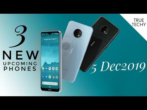 Nokia Upcoming 3 New Phone, 5 December Nokia Launch, Nokia 8.2 & More Upcoming Phone 5 December 2019