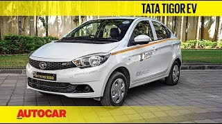 Tata Tigor EV | First Drive Review | Autocar India