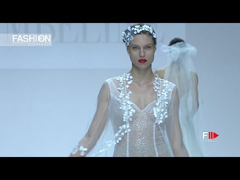 CYMBELINE Barcelona Bridal Fashion Week 2018 - Fashion Channel