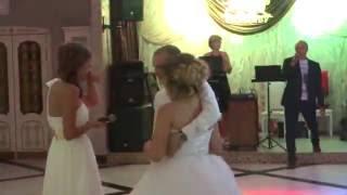 Поздравление на свадьбу сестре от сестры_трогательно!