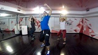 """Stonebwoy - Mightylele"" Dancehall Choreography by Alexander Nikiforov"