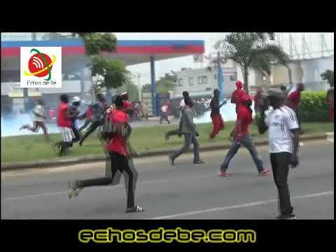 Echos de Bè: La repression des forces de l'ordre au carrefour Bodjona