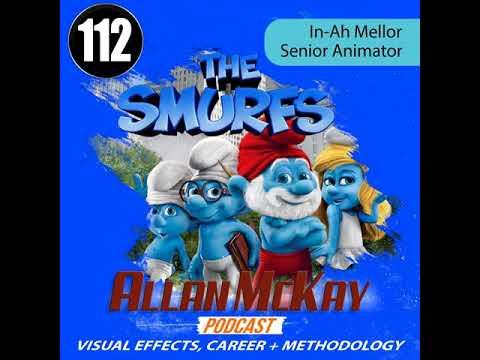 112 -- In-Ah Mellor -- Senior Animator