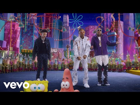 Swae Lee, Tyga, Lil Mosey - Krabby Step (Music From \