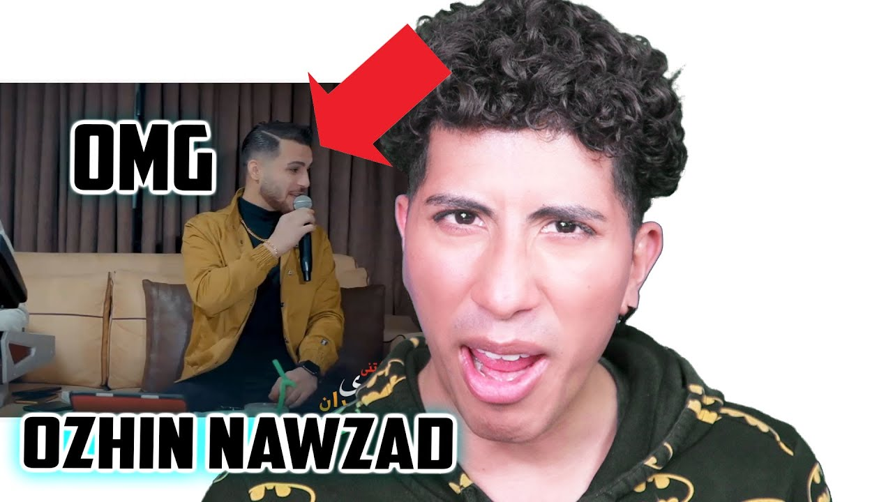 KURDISH MUSIC REACTION - Ozhin Nawzad
