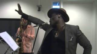 The Eminent Stars - Inner City Blues (Zwarte Lijst Cover van Marvin Gaye)