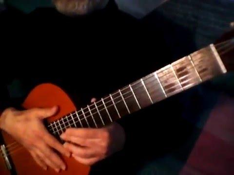 Χριστός Ανέστη για κιθάρα - Christ is risen for guitar