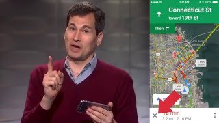 The Pogue Review: Google Maps Hacks Free HD Video