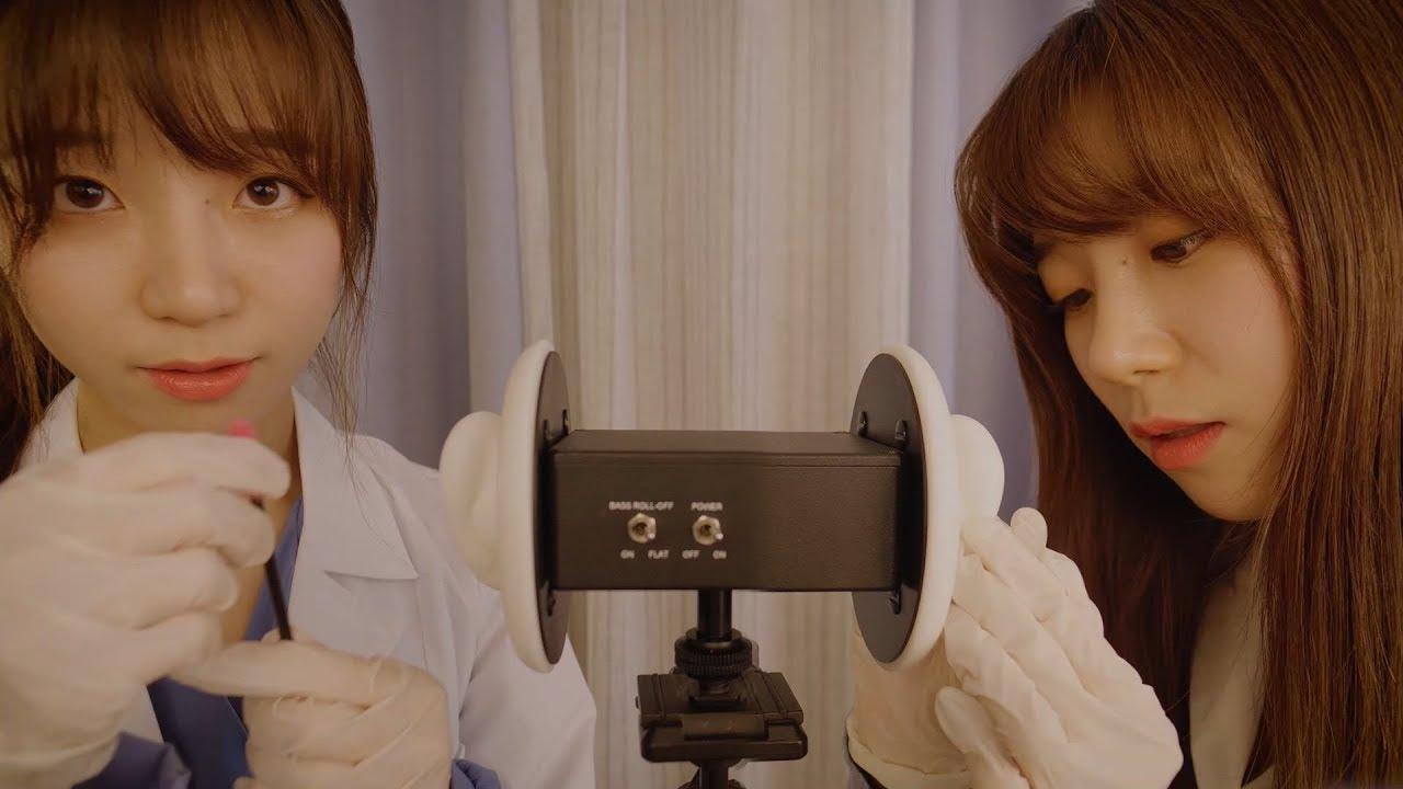 Doctor & Nurse Latte's Ear Cleaning