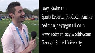 Joey Redman Reporter Reel *UPDATED* (3/2017)