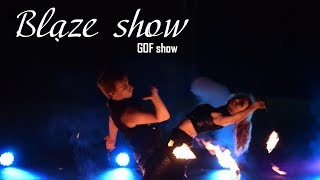 Фаер шоу в Ростове-на-Дону | GOF show