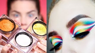 ✨Best Makeup Tutorials 2018 | Beautiful Soft Eyes Compilation | Woah Beauty