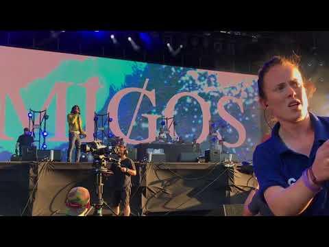 Migos @ Wireless Festival 2018 (Saturday) Mp3