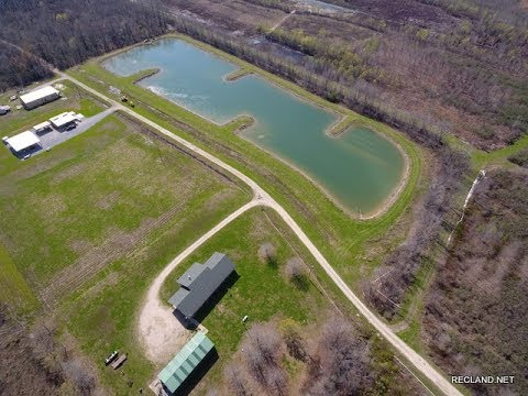 408 +/- Ac Tensas Parish Louisiana Hunting Land For Sale