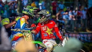 Jason Weigandt and Steve Matthes are joined by first time motocross...