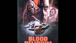 Blood delirium (Delirio di sangue) - Nello Ciangherotti - 1988
