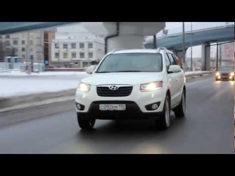 Тест драйв Hyundai Santa Fe ZENkevich