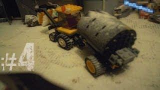 LEGO ㋡ Maszyny Rolnicze ☆ Zima #4 ★ MafiaSolec