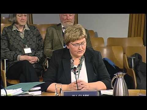 Delegated Powers and Law Reform Committee - Scottish Parliament: 26th January 2016