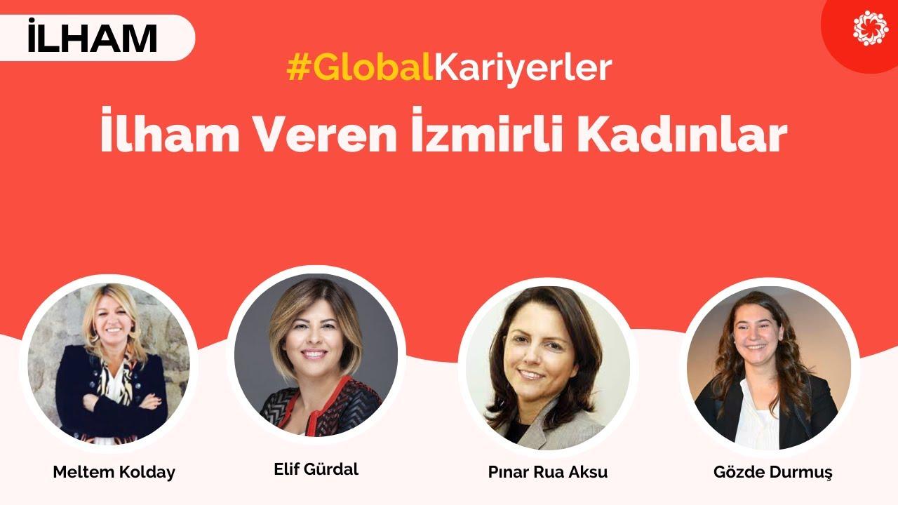 Global Kariyerler: İlham Veren İzmirli Kadınlar | BinYaprak