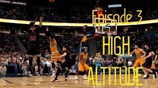 NBA Live 16 Dynasty Mode: Episode 3: HIGH ALTITUDE