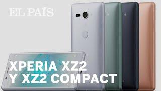 MWC 2018: Xperia XZ2 y XZ2 Compact: el salto de calidad de Sony   Tecnología