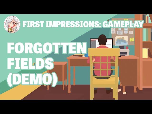 First Impressions: Forgotten Fields Demo Gameplay
