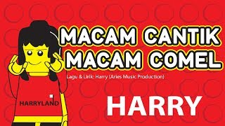 Harry - Macam Cantik Macam Comel (mp3 lirik)