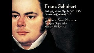 Quatuor Sine Nomine - Franz Schubert: String Quintet in C Major - Op. 163, D. 956