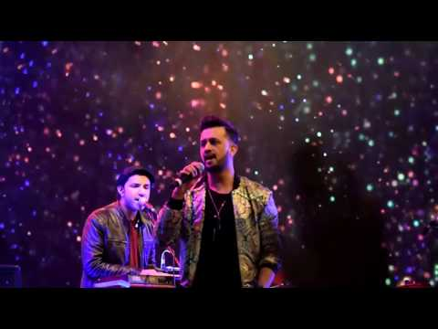 Atif Aslam - Global Village 2017 Live Performance