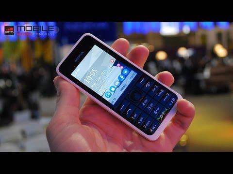Nokia 301 (MWC 2013)