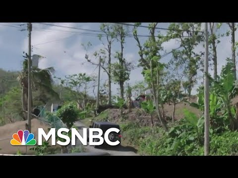 Download Youtube: Puerto Rico Still Without Power Three Months After Hurricane Maria | Velshi & Ruhle | MSNBC