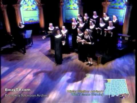 Patina Miller & cast of SISTER ACT sing