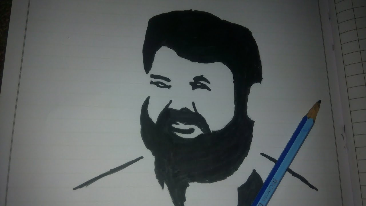 Mohanlal drowning how