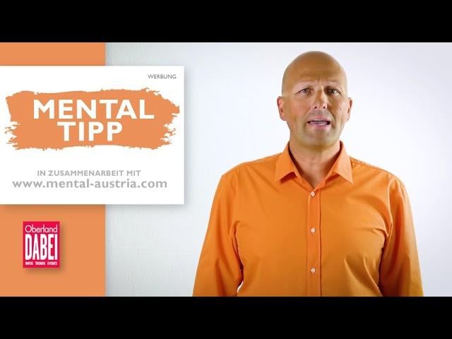 Mental-Tipp Oberland DABEI - 30.06.2021