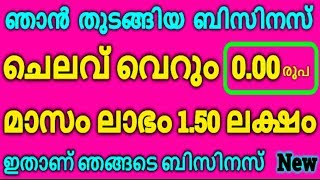 zero investment business ideas | in malayalam | Business ideas in kerala | NSBK